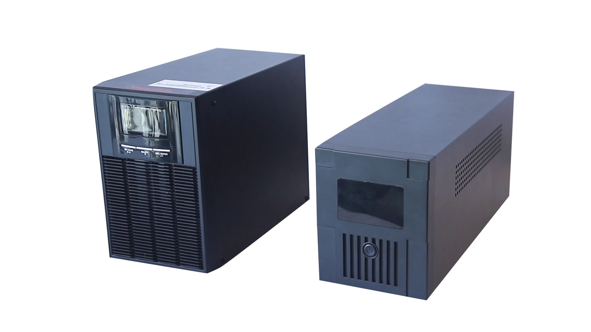 1 ~ 3KVA ONLINE UPS Ecologic Battery Backup Surge Protector UPS SISTEMA Fuente de alimentación ininterrumpida