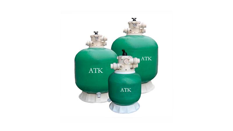 Filtro de arena de ATK personalizado Fabricantes de China